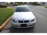 2007 Titanium Silver Metallic BMW 3 Series 335xi Sedan #39006021
