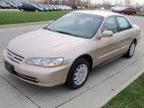 2002 Honda Accord Naples Gold Metallic