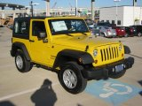 2011 Jeep Wrangler Sport 4x4 Data, Info and Specs
