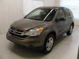 2011 Urban Titanium Metallic Honda CR-V EX 4WD #39006570