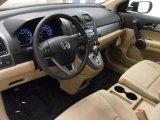 2011 Honda CR-V EX 4WD Ivory Interior