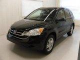 2011 Crystal Black Pearl Honda CR-V EX #39006572