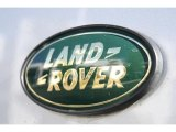 2007 Land Rover Range Rover HSE Marks and Logos