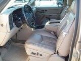 2005 Chevrolet Silverado 1500 Z71 Crew Cab 4x4 Tan Interior