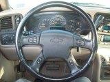 2005 Chevrolet Silverado 1500 Z71 Crew Cab 4x4 Steering Wheel