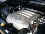 2010 Toyota Tundra SR5 CrewMax 5.7 Liter i-Force DOHC 32-Valve Dual VVT-i V8 Engine