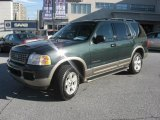 2004 Ford Explorer Aspen Green Metallic