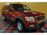 2006 Dark Cherry Metallic Ford Explorer XLT 4x4 #39006451