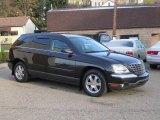 2004 Brilliant Black Crystal Pearl Chrysler Pacifica AWD #39006488