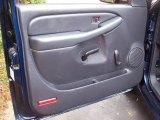 2000 Chevrolet Silverado 1500 Regular Cab Door Panel