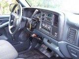 2000 Chevrolet Silverado 1500 Regular Cab Dashboard
