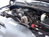 2000 Chevrolet Silverado 1500 Regular Cab 4.8 Liter OHV 16-Valve Vortec V8 Engine