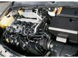 2004 Ford Focus SE Sedan 2.3 Liter DOHC 16-Valve 4 Cylinder Engine