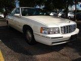 1997 White Diamond Cadillac DeVille Sedan #39047585