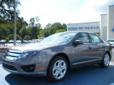 2011 Sterling Grey Metallic Ford Fusion SE #39047693