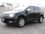 Lincoln MKX 2008 Data, Info and Specs