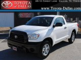 2007 Super White Toyota Tundra Regular Cab #39047666