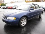 Audi A4 2001 Data, Info and Specs