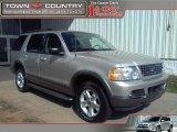 2003 Silver Birch Metallic Ford Explorer XLT #39047840