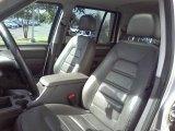 2003 Ford Explorer XLT Midnight Gray Interior