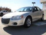 2004 Chrysler Sebring Bright Silver Metallic
