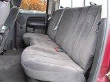 2003 Dodge Ram 1500 SLT Quad Cab Dark Slate Gray Interior