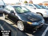 2008 Nighthawk Black Pearl Acura TSX Sedan #39059221