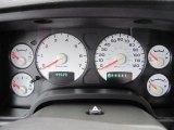 2003 Dodge Ram 1500 SLT Quad Cab Gauges