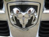 2010 Dodge Ram 3500 SLT Crew Cab 4x4 Dually Marks and Logos
