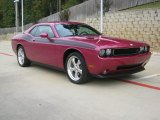 2010 Dodge Challenger R/T Classic Furious Fuchsia Edition Data, Info and Specs