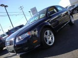 2008 Deep Sea Blue Pearl Effect Audi A4 2.0T quattro Sedan #39059267