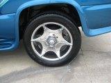 2004 Chevrolet Silverado 1500 Regular Cab Custom Wheels