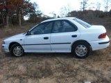 1994 Glacier White Subaru Impreza L Sedan #39059502