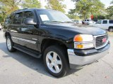 Onyx Black GMC Yukon in 2002