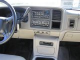 2002 GMC Yukon SLT Dashboard