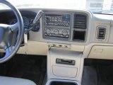 2002 GMC Yukon SLT Dashboard