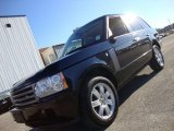 2007 Java Black Pearl Land Rover Range Rover HSE #39059274