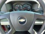 2011 Chevrolet Silverado 1500 Regular Cab Gauges