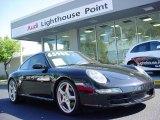 2008 Basalt Black Metallic Porsche 911 Carrera S Coupe #39060203