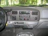 2002 Ford F350 Super Duty XLT Crew Cab 4x4 Controls