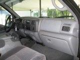 2002 Ford F350 Super Duty XLT Crew Cab 4x4 Dashboard