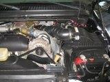 2002 Ford F350 Super Duty XLT Crew Cab 4x4 7.3 Liter OHV 16V Power Stroke Turbo Diesel V8 Engine