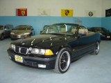 1998 Black II BMW 3 Series 328i Convertible #354264