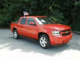 2010 Chevrolet Avalanche LT Data, Info and Specs