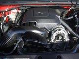 2010 Chevrolet Silverado 1500 LT Crew Cab 4.8 Liter OHV 16-Valve Vortec V8 Engine