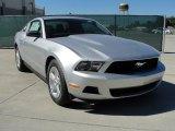 2011 Ingot Silver Metallic Ford Mustang V6 Coupe #39059620