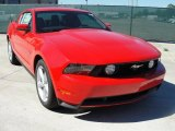 2011 Race Red Ford Mustang GT Coupe #39059621
