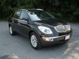 2010 Carbon Black Metallic Buick Enclave CXL #39060245