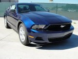2011 Kona Blue Metallic Ford Mustang V6 Coupe #39059623