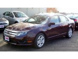 2011 Bordeaux Reserve Metallic Ford Fusion SE #39059419